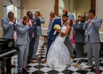 Nakia & Wayne Wedding