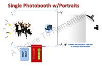 Single Photobooth & Portraits