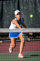 WFHS Tennis vs Millbrook