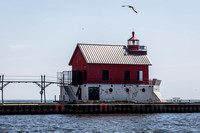 Grand Haven Harbor Lighthouse