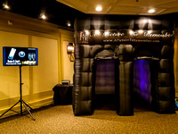 A Picture To Remember Photobooth Wedding Setup