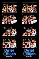 Marshall Cordero Wedding Photostrips
