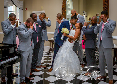 Nakia & Wayne Wedding